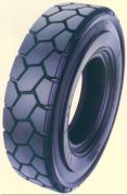 Bias Industrial Forklift Solid Tyre Tire 815-15