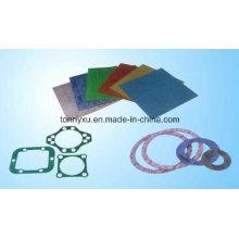 Material de hoja no asbesto Material de las juntas Wl8350