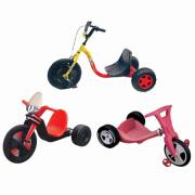 아이 세 발 자전거