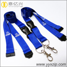 Fashion Customized bottle opener holder lanyard