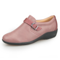 Pansy Artificial Leather Comfortable Women Casual Shoes