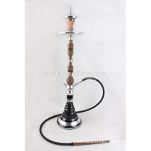 high-end wooden stem Germany luxury narghile shisha hookah