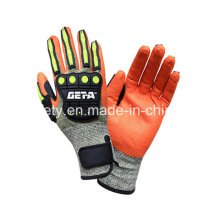 Anti-Vibration Work Glove (TPR9009)