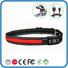 Led Glow Night Safety Reflective Dog Collar