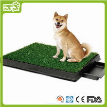 Simulación de hierba de tres niveles Pet WC