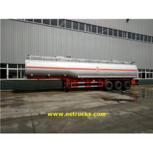 3 As 50CBM Petroleum Tanker Aanhangwagens