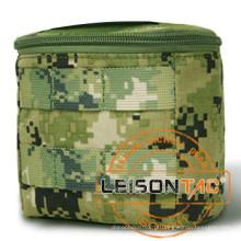 Small Tactical Pouch com Molle Adota 1000d Nylon de alta resistência a ser costurado por alta resistência Nylon Thread