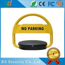 Automatic Traffic Car Parking Lock Alarm System