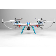 Neueste kopflose Quadcontroller Spielzeug 2.4G 4CH Tarantula x6 Drone lange Kontrolle Abstand mit HD Kamera