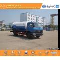 Dongfeng 10000L Vacuum Pump Truck Cummins Engine