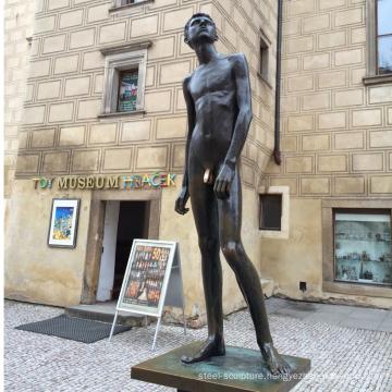 famous artists bronze bronze sculpture metal craft life size nude statues