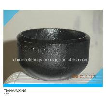 A234wpb стыковая сварная бесшовная стальная крышка из углеродистой стали