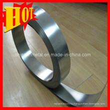 ASTM B265 Gr 1 0,1 мм титана лента для электронных