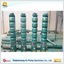 Pompe à eau submersible d'eaux d'égout de fleuve centrifuge