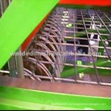 CERCA DE MALLA DE ACERO INOXIDABLE (fabricación confiable)
