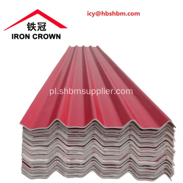 Blacha dachowa MGO Better Than FRP Roofing Sheet