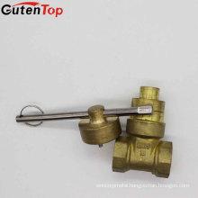 GUTENTOP Brass Lockable Stop Check Valve in Water Meter
