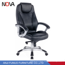 Multi-fictional Leather Executive Manager Office Swivel Lift Chair With Footrest