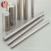 Precio de la barra de molibdeno suministro profesional de fábrica de China