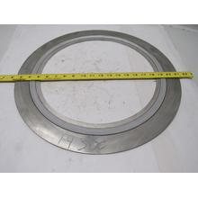 Gaxetas em espiral com anel interno e externo