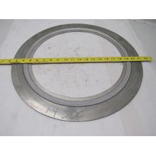 Спирально-навитые прокладки с внутренним и внешним кольцом
