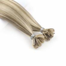 Top Grade Keratin U Hair Hair Pre-Bonded Hair Extension Stick U Tip Human Hair