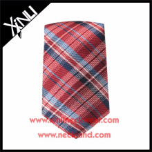 Cravate adaptée aux besoins du client chinoise bas tissée par coutume de Jacquard de soie des hommes 2015