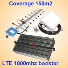 Full Bar Mobile Signal Repeater Dual Telecom Lte 4G 1800MHz Mobiltelefon Signal und Netzwerk Booster