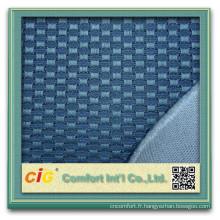 Tissé de tissu de couverture de siège Auto de liaison