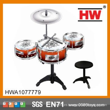 Juego popular de los tambores del juguete del juego del tambor de los niños para los cabritos