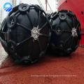 Tipo fuzileiro naval Yokohama Tipo Fender do molhe da proteção do barco feito em China