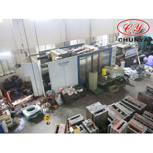 Air Cooler Work Shop-Injection Machine