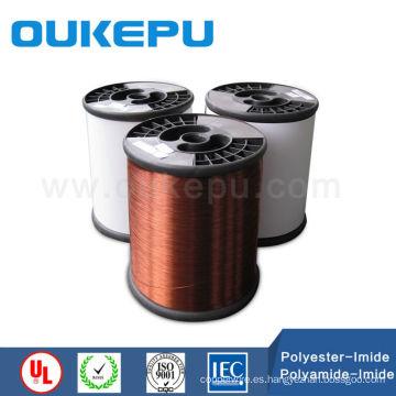 conductor de alambre cobre rebobinado motor clase H155