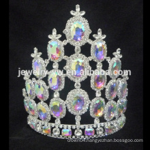 wholesale custom pageant crowns tiara,wedding tiara and crown