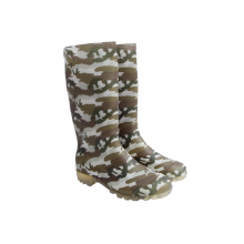 Comfortable Fashion Flat Rain Boots, Women Rain Shoes