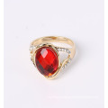 Garnet Red Stone Ring Factory Direct Price Wholesale