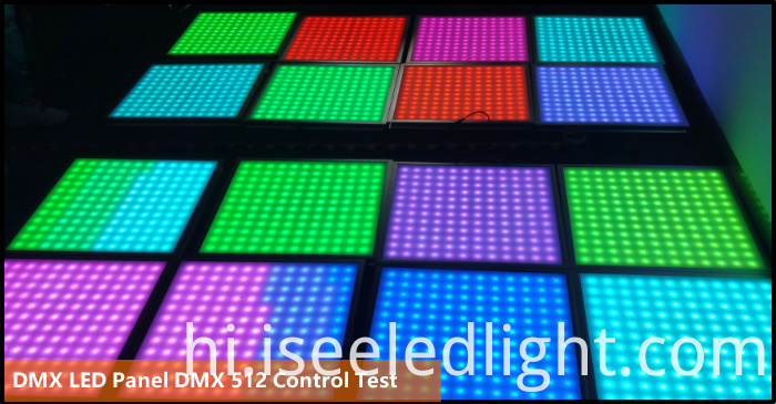 LED Matrix Light DMX