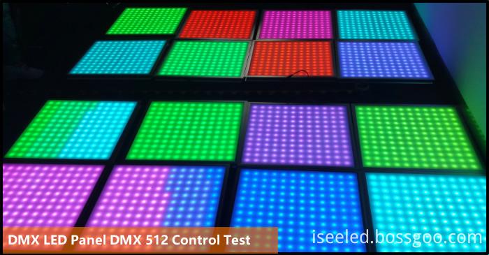 RGB Panel LED