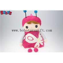 "19.6 ""A forma da borboleta Lovely Kindergarten Alunos Crianças Backpack Mochila Bos-1226 / 50cm"