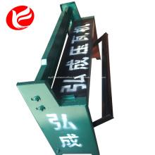 Machine de découpe de panneaux muraux en acier à haute efficacité