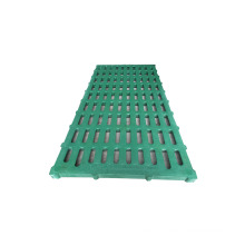 Plastic Cast Iron Composite Slatted Flooring