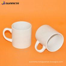 Sunmeta manufacturer supply Sublimation Stoneware White Printable Mug
