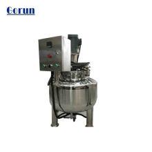 Máquina de mezcla de vacío SUS304L, tanque de mezcla