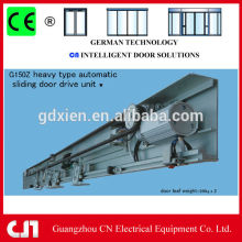 German Technology Professional CE Certified Total Height 150MM Automatic frameless Automatic smart glass door