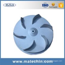 Pièces en aluminium de haute pression de moulage mécanique sous pression de précision de service d'OEM