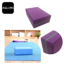 Melors Outdoor EVA Soft Foam Building Yoga Block