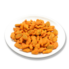 China OEM Wholesale Cat Snacks with Different Flavor Cat Biscuits