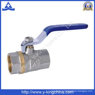 1 / 2-4 Robinet de régulation à bille en laiton pour valve (YD-1023)