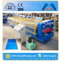 HC100 Galvanized Steel Plate Roof Panel Wall Panel Cold Rolling Machine