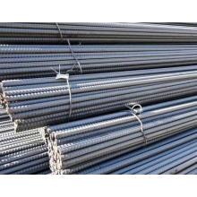 HRB400, HRB500, HRB335 Barra de acero acanalada laminada en caliente